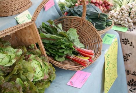 Midtown Farmers' Market Produce