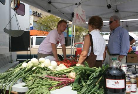 Midtown Farmers' Market Vendor